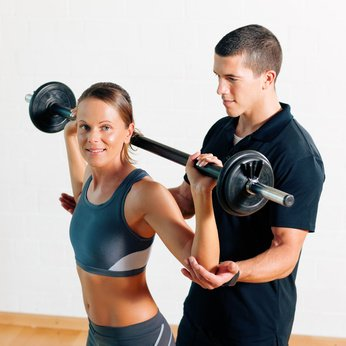 Muskelaufbau Training, Bauch-weg-training.com